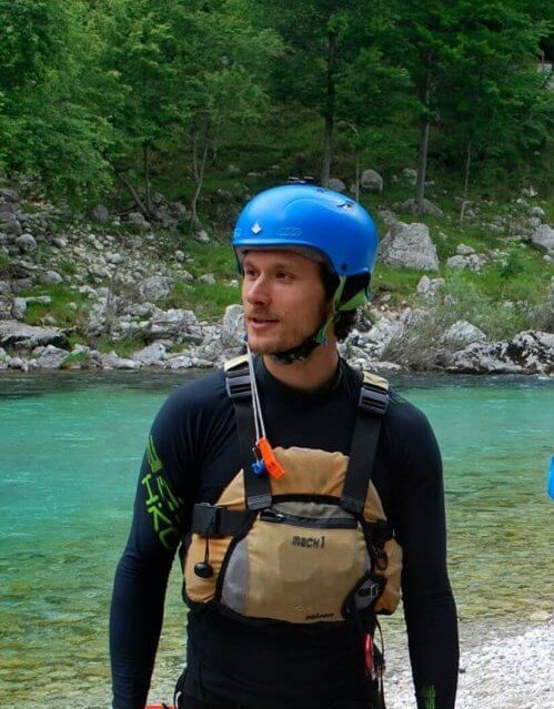 Nature's Ways Bovec rafting and canyoning