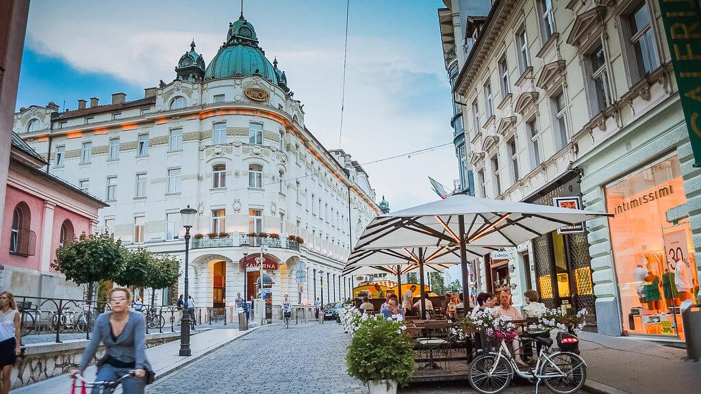 What to do in Slovenia - Ljubljana