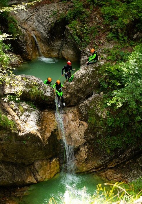 Fratarica Canyoning Gift Card